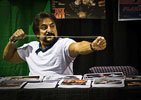 Tom Savini in Action