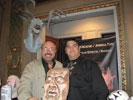 With Award Winning Makeup and Special EFX guru. Josh Turi