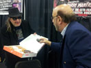 Horrorhound Weekend in Cincinnati: Chris Young delivers breakfast donuts!